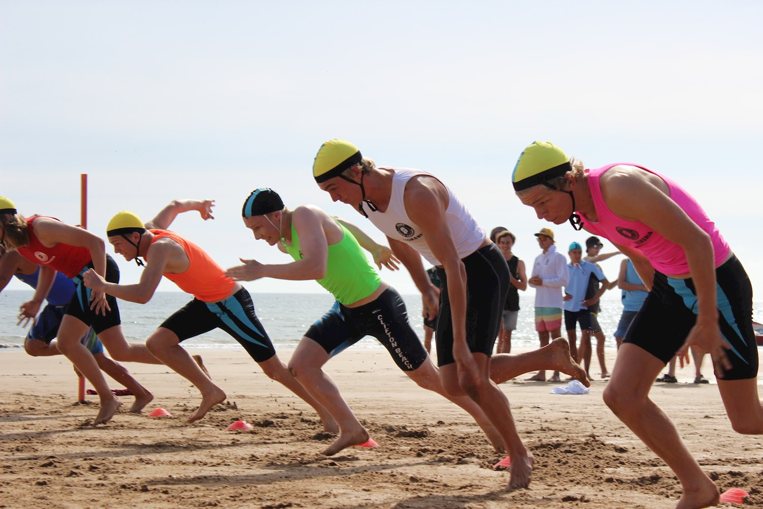 Surf Lifesavers' final hit out of the season…