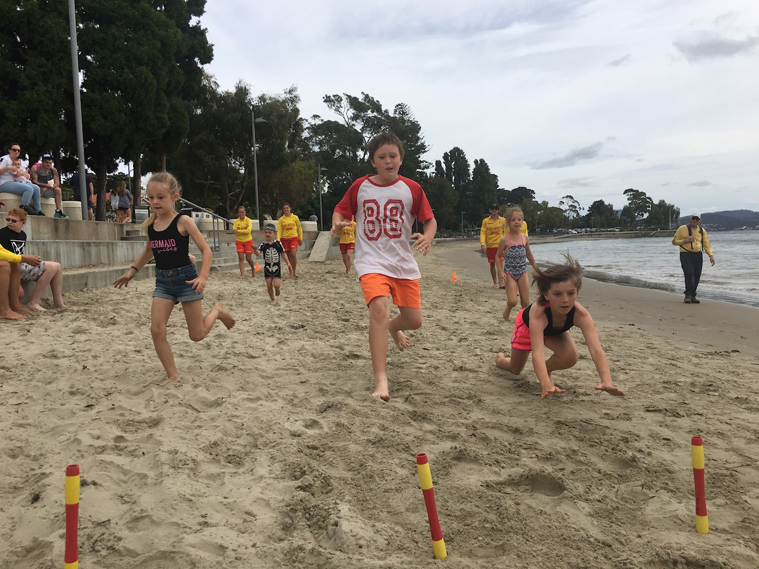 Starfish Nippers Program Breaks Down Barriers at Sandy Bay
